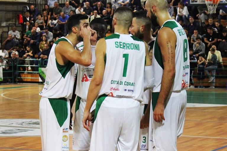 Basket Corato 2019 - 2020. <span>Foto Alessia Pizzichillo</span>