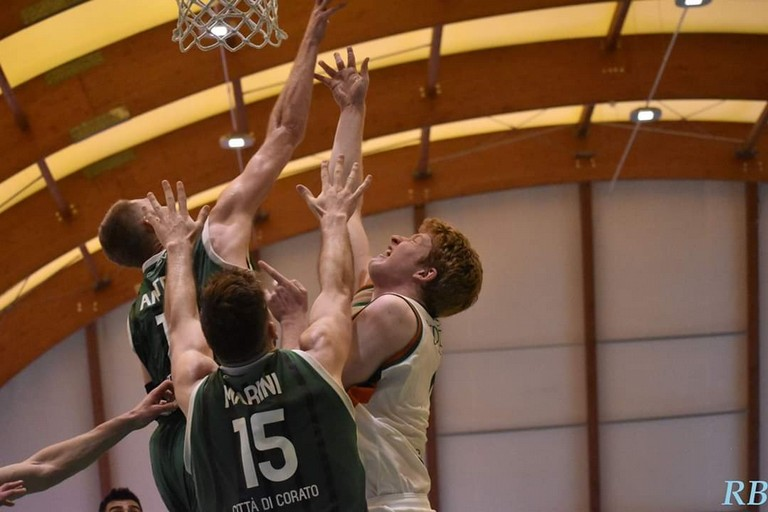 Basket Corato. <span>Foto Rachele Bonanni</span>