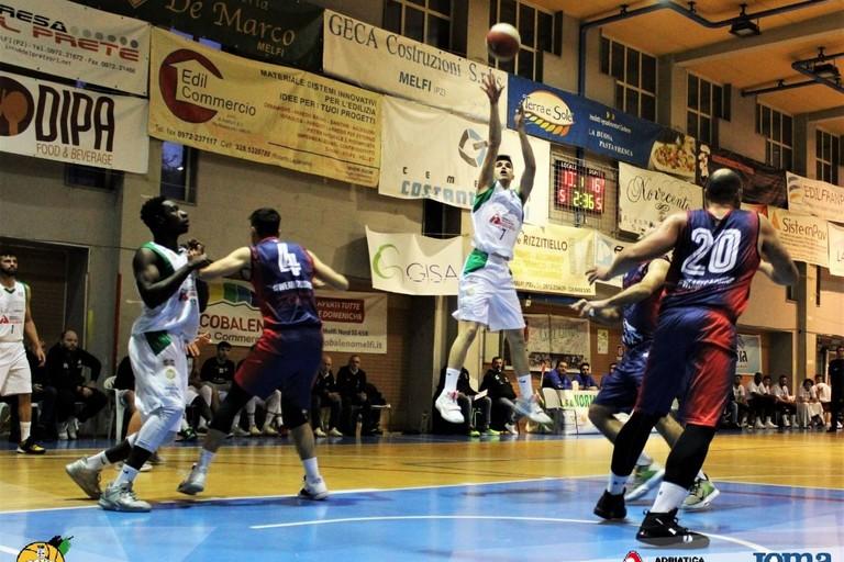 Basket Corato - Cassino