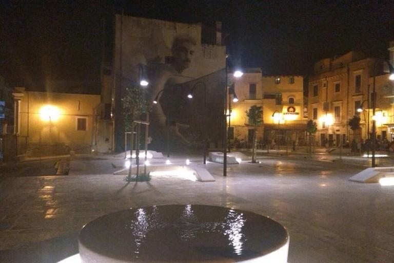 Piazza Di Vagno, c'è la data dell'inaugurazione