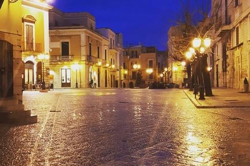 Piazza Sedile. <span>Foto Giuseppe Di Bisceglie</span>
