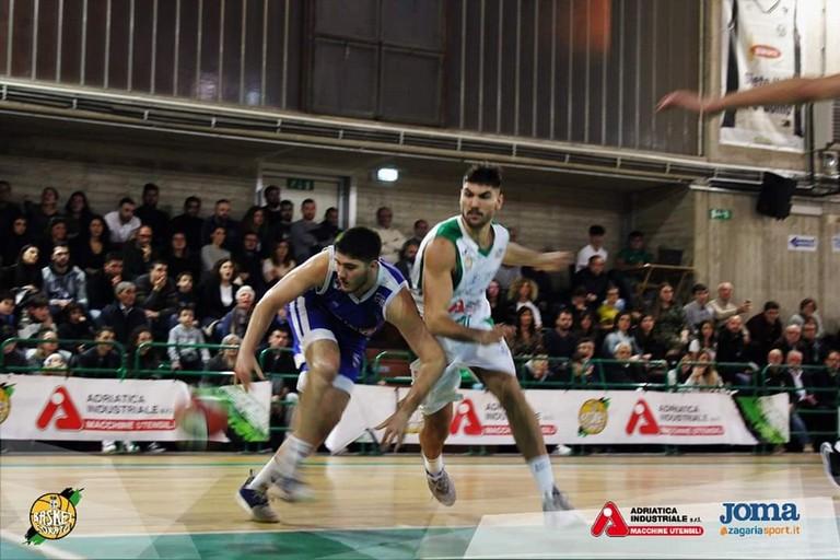 Basket Corato Pisoni