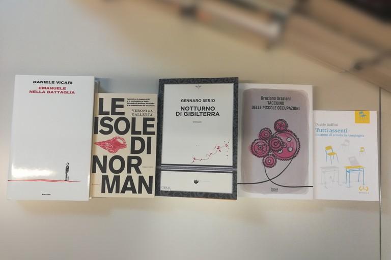 Premio Fondazione Megamark cinquina finalisti ed