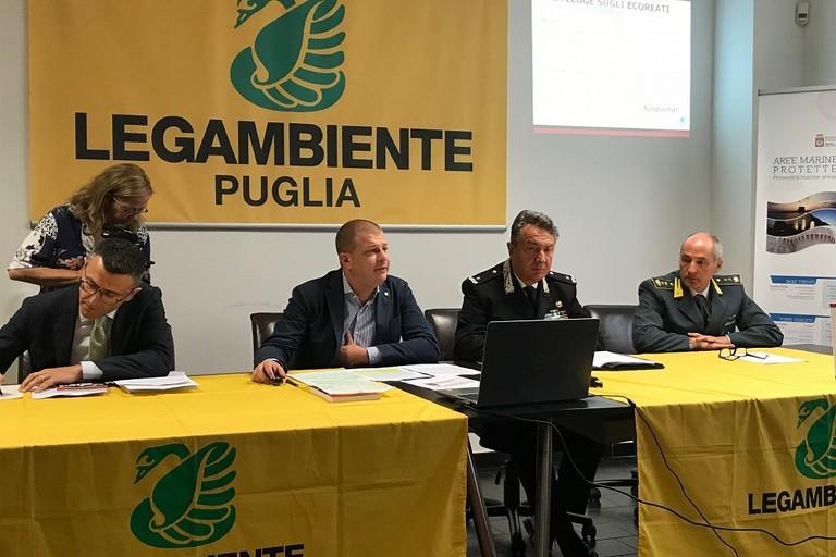 Presentazione Rapporto Ecomafia 2018