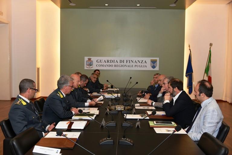 Protocollo d'intesa GDF - ANCI - Agenzia delle Entrate