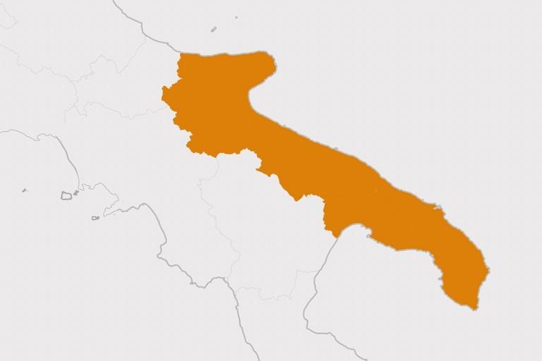Puglia arancione