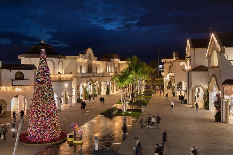 Puglia Outlet Village Natale