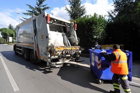 raccolta rifiuti. <span>Foto da internet </span>