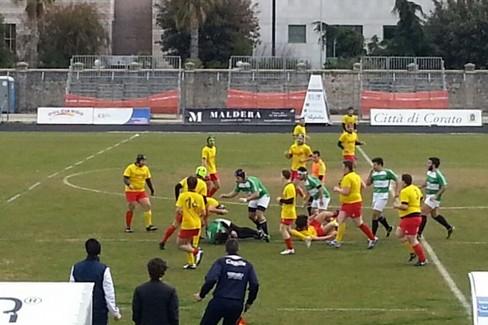 Rugby Corato - Oppido Lucano