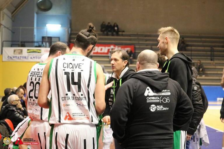 San Severo Corato Basket