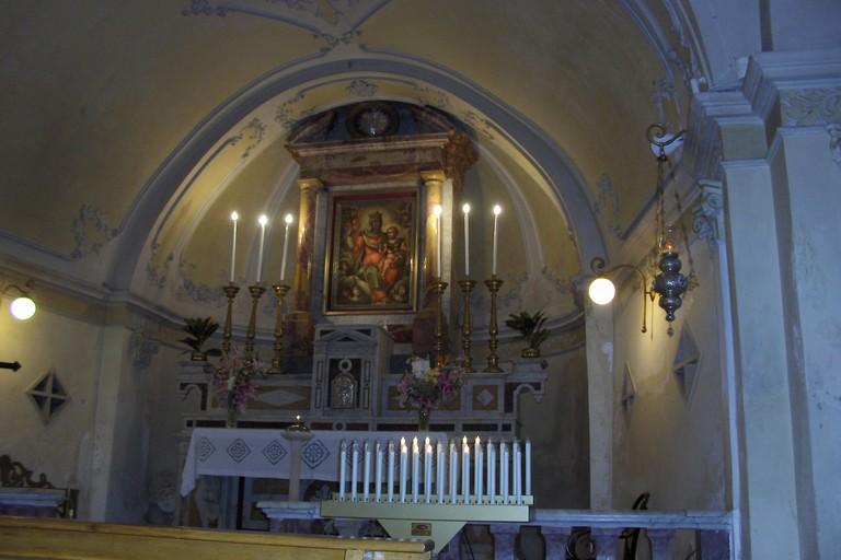 Corato celebra la Protettrice Santa Maria Greca