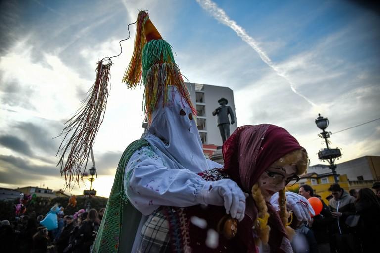 Carnevale Coratino ph. Francesco Lops. <span>Foto Francesco Lops</span>