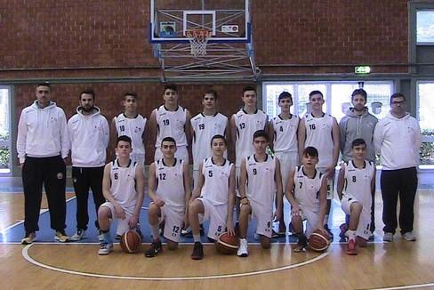 selezione Puglia maschile