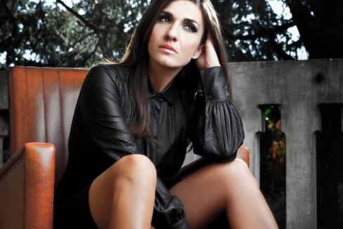 """Simona Bencini a Corato per i 30 anni de """"La Nota d'oro"""""""
