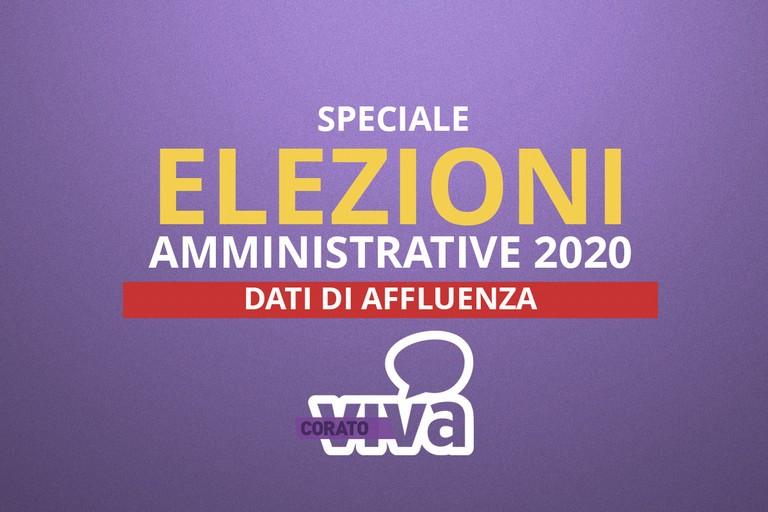 Speciale Elezioni CORATO AFFLUENZA