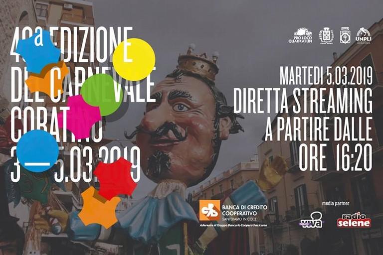 Diretta Carnevale Coratino