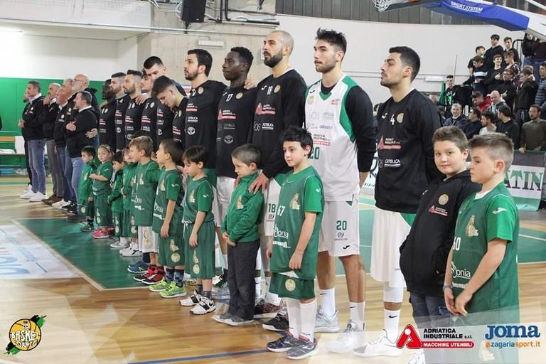 Basket Corato 2019 - 2020