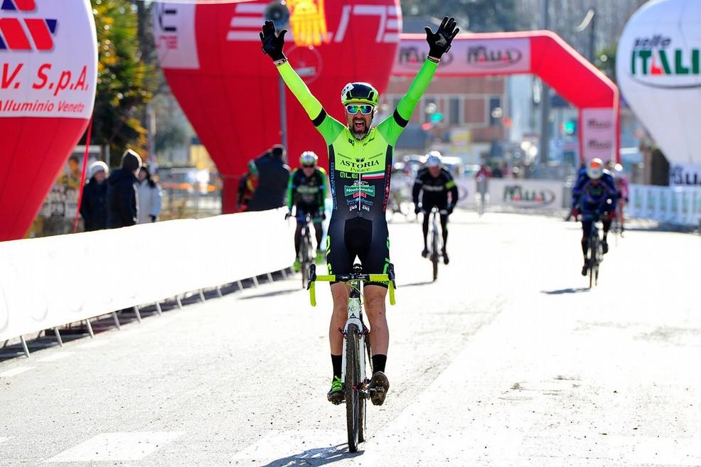 Team Eurobike Maurizio Carrer