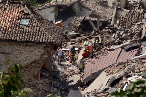 terremoto a