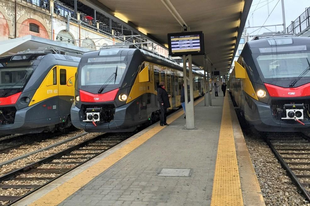 treni nuovi