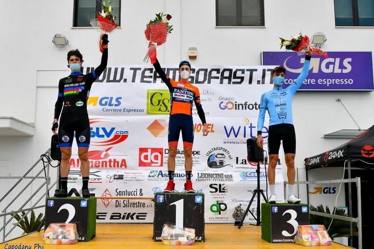 Vittorio Carrer 3° posto