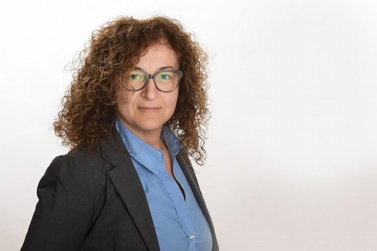 Graziella Valente, candidata al consiglio comunale