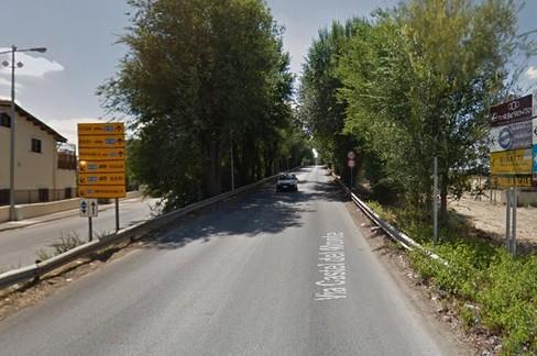 Ponte di via Castel del Monte