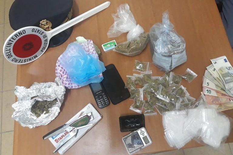 Droga Polizia Corato