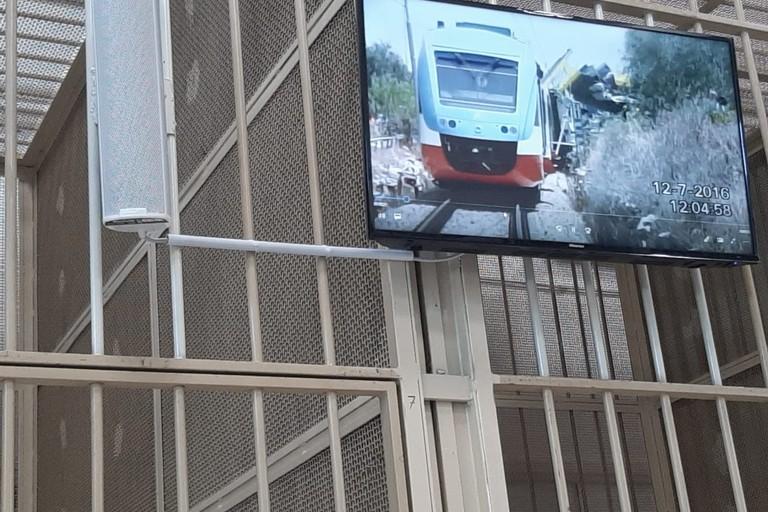 Filmato Disastro Ferroviario