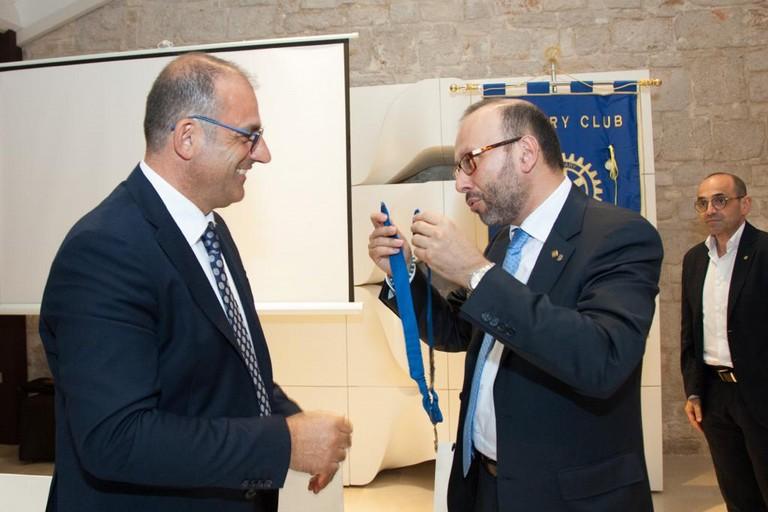 Antonio Papagni e Michele Rainone
