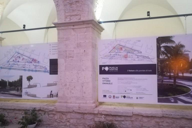 Progetto Piazza Vittorio Emanuele